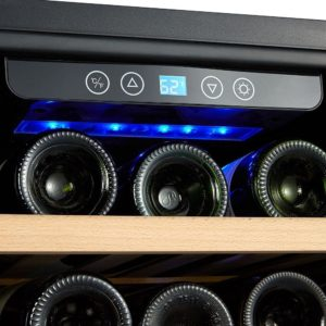 kalamera_80_bottle_wine_cooler_temperature_control_detail