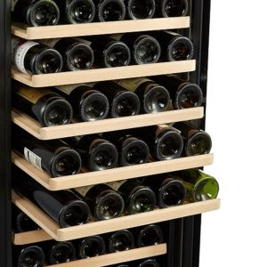 kalamera_80_bottle_wine_cooler_wood_shelf_detail