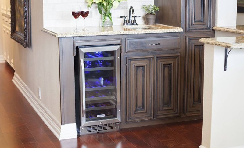 What S The Best 15 Inch Wide Wine Fridge Wine Cooler Reviews Coolervino