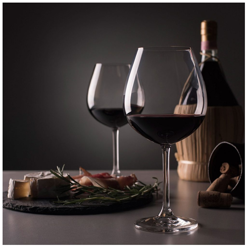RÖD Wine Red Wine Glasses