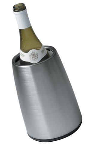 Vacu Vin Prestige Stainless Steel Tabletop Wine Cooler