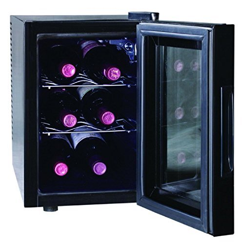 igloo 6 bottle wine cellar cooler review